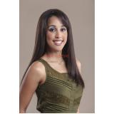 implante cabelo liso